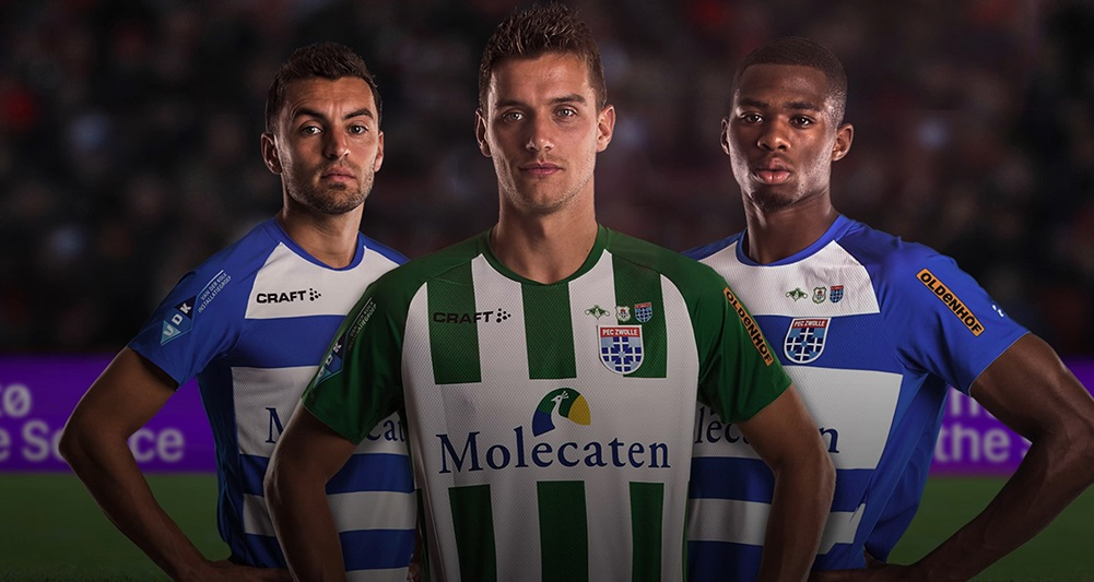 Next case - PEC Zwolle